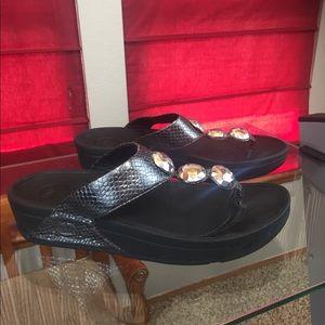 Fit Flop WOBBLE-BOARD  Sandals